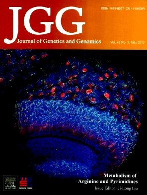 Journal of Genetics and Genomics杂志电子版2015年第05期