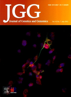 Journal of Genetics and Genomics杂志电子版2015年第07期