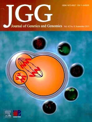 Journal of Genetics and Genomics杂志电子版2015年第09期