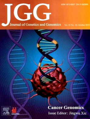 Journal of Genetics and Genomics杂志电子版2015年第10期