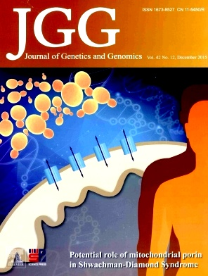 Journal of Genetics and Genomics杂志电子版2015年第12期