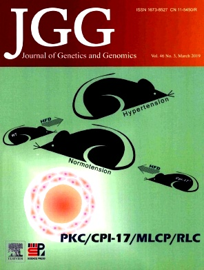 Journal of Genetics and Genomics2019年第03期