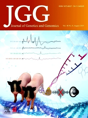 Journal of Genetics and Genomics2019年第08期