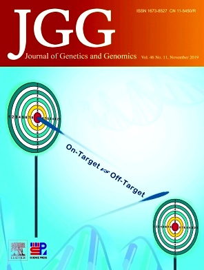 Journal of Genetics and Genomics2019年第11期