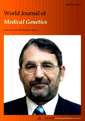 World Journal of Medical Genetics杂志