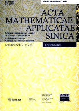 Acta Mathematicae Applicatae Sinica电子杂志