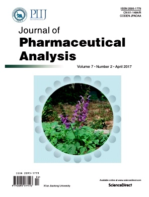 Journal of Pharmaceutical Analysis电子杂志