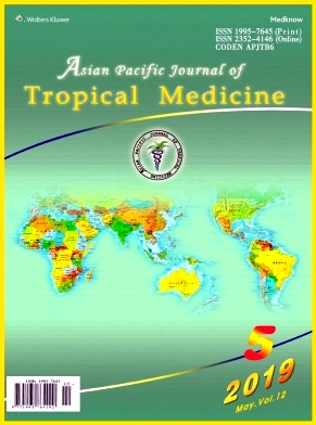 Asian Pacific Journal of Tropical Medicine2019年第05期