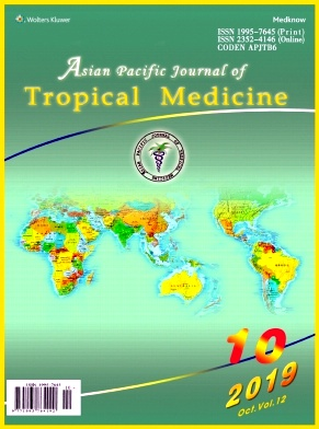 Asian Pacific Journal of Tropical Medicine2019年第10期