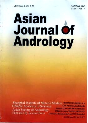《Asian Journal of Andrology》2004年01期