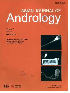 Asian Journal of Andrology2005年第01期