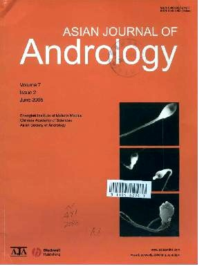 Asian Journal of Andrology2005年第02期