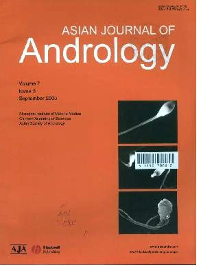 Asian Journal of Andrology2005年第03期