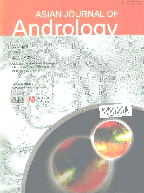 Asian Journal of Andrology2006年第01期