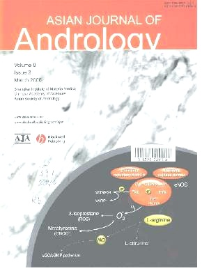 Asian Journal of Andrology2006年第02期