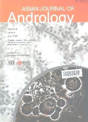 Asian Journal of Andrology2006年第04期