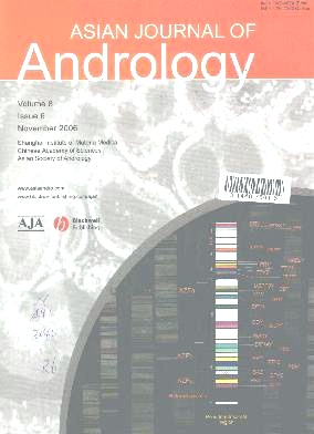 Asian Journal of Andrology2006年第06期