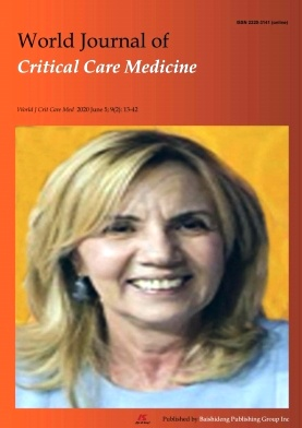 World Journal of Critical Care Medicine杂志
