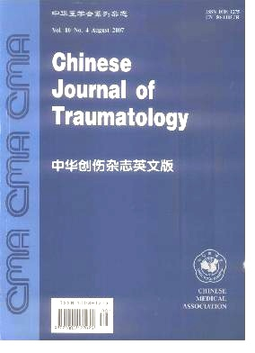 《Chinese Journal of Traumatology》2007年04期