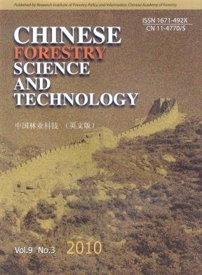 Chinese Forestry Science and Technology2010年第03期