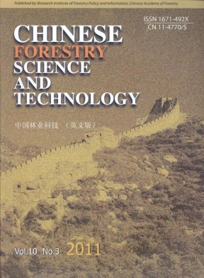 Chinese Forestry Science and Technology2011年第03期