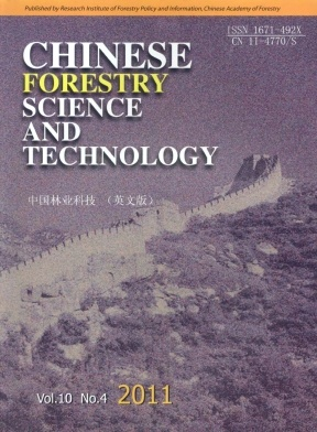 Chinese Forestry Science and Technology2011年第04期