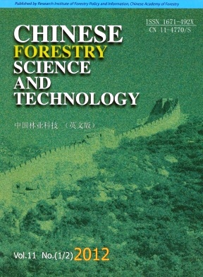 Chinese Forestry Science and Technology2012年第Z1期