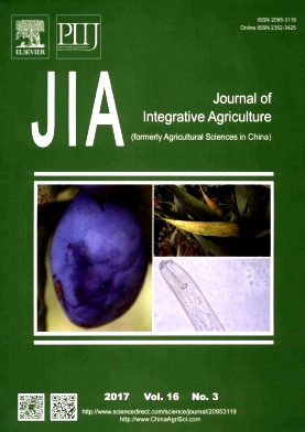 《Journal of Integrative Agriculture》2017年03期
