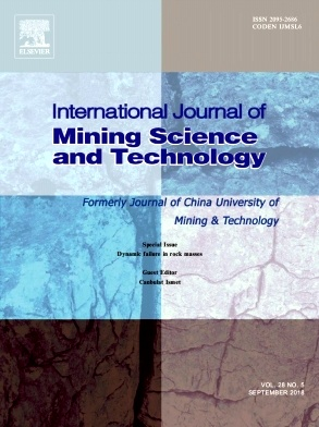 International Journal of Mining Science and Technology2018年第05期