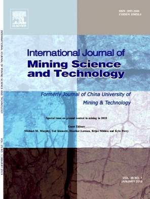 International Journal of Mining Science and Technology2019年第01期