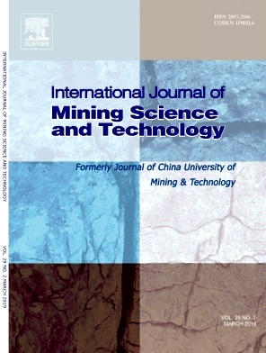 International Journal of Mining Science and Technology2019年第02期