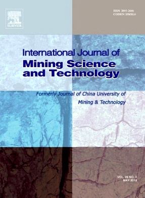 International Journal of Mining Science and Technology2019年第03期