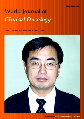 World Journal of Clinical Oncology