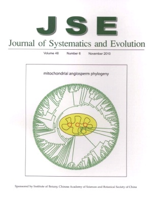 Journal of Systematics and Evolution2010年第06期