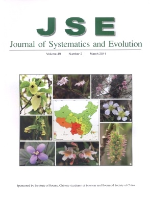 Journal of Systematics and Evolution2011年第02期