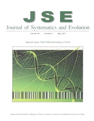 Journal of Systematics and Evolution2011年第03期