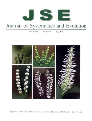 Journal of Systematics and Evolution2011年第04期