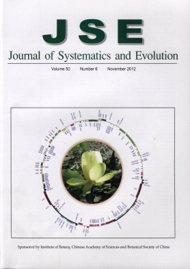 推荐杂志:Journal of Systematics and Evolution