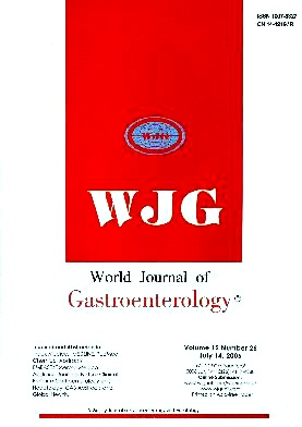 《World Journal of Gastroenterology》2006年26期