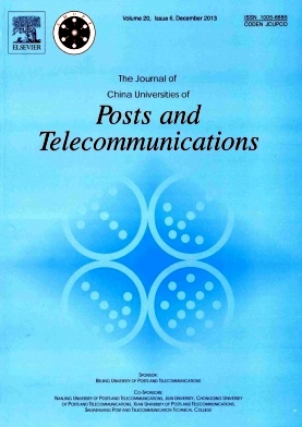 《The Journal of China Universities of Posts and Telecommunications》2013年06期