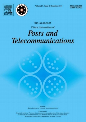 《The Journal of China Universities of Posts and Telecommunications》2014年06期