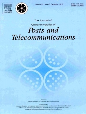 《The Journal of China Universities of Posts and Telecommunications》2015年06期