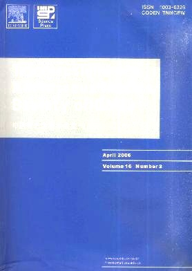 《Transactions of Nonferrous Metals Society of China》2006年02期