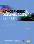 Atmospheric and Oceanic Science Letters杂志19年03期