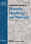 International Journal of Minerals Metallurgy and Materials2018年02期