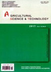Agricultural Science & Technology2017年08期