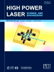 High Power Laser Science and Engineering杂志19年01期