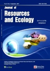 Journal of Resources and Ecology2019年05期