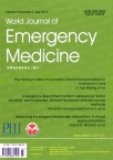 World Journal of Emergency Medicine杂志19年03期