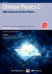 Chinese Physics C杂志2020年第06期